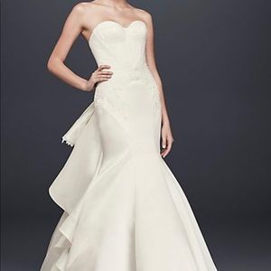 Truly Zac Posen Duchess Wedding dress